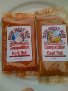 Dixie Meat Rubs