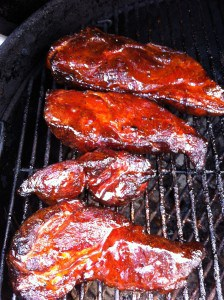 barbecued country style ribs