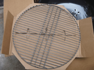 Charcoal grate for the Weber 26 inch grill