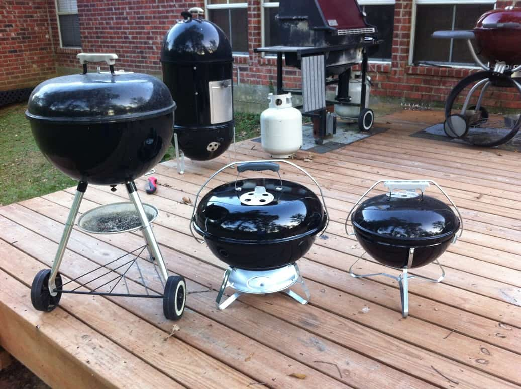 Weber Jumbo Joe Review - BBQ Dry Rubs