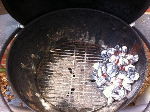 Indirect coals