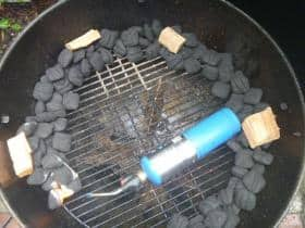 Weber 26.75 with Ring of Fire