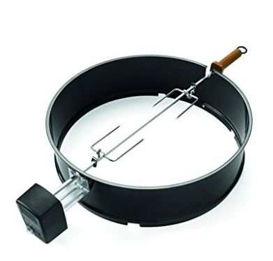 Weber Charcoal Grill Rotisserie