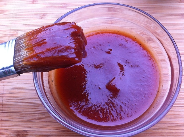 Sweet and Spicy Homeade BBQ Sauce