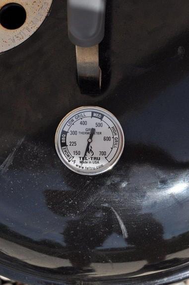 Weber Jumbo Joe Thermometer