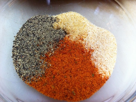Beef Rub for Round Roast