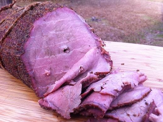 Sliced Roast Beef