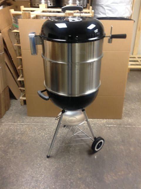 18 kettle combo