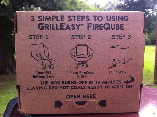 FireQube Instructions