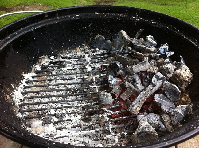 FireQube indirect Grilling