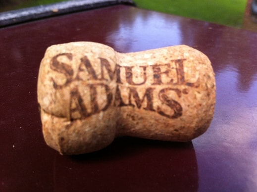 Sam Adams Cork