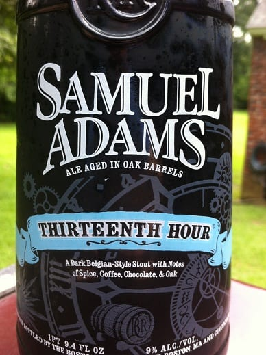 Sam Adams Stout