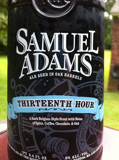 Sam Adams Stout