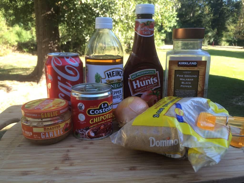 Brisket bbq sauce ingredients