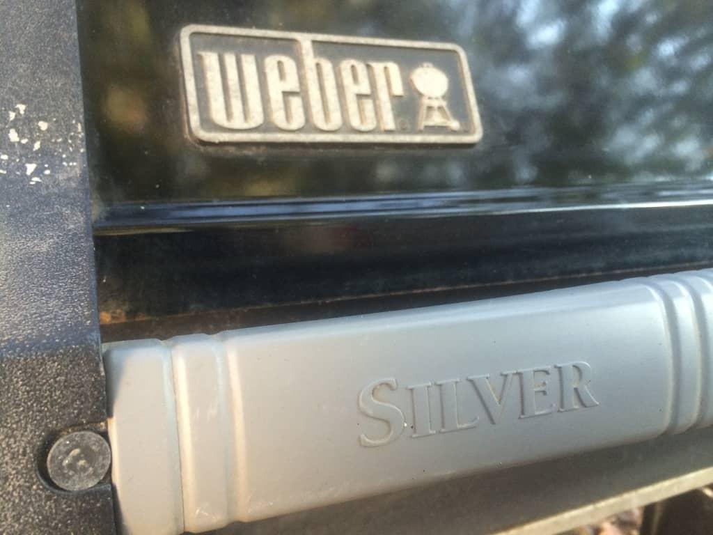 Weber Genesis Silver Badge