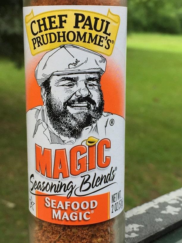 Seafood Magic Seasoning Blend