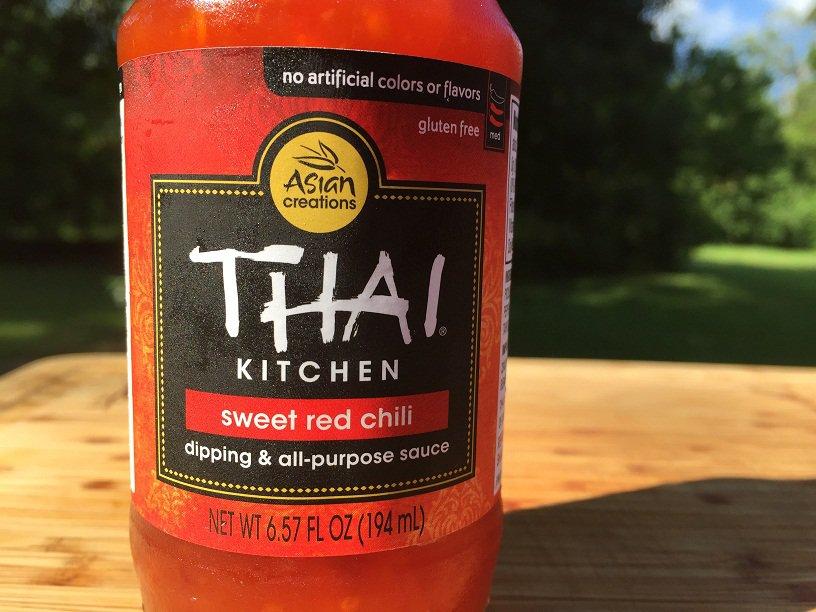 Sweet Red Chili Sauce