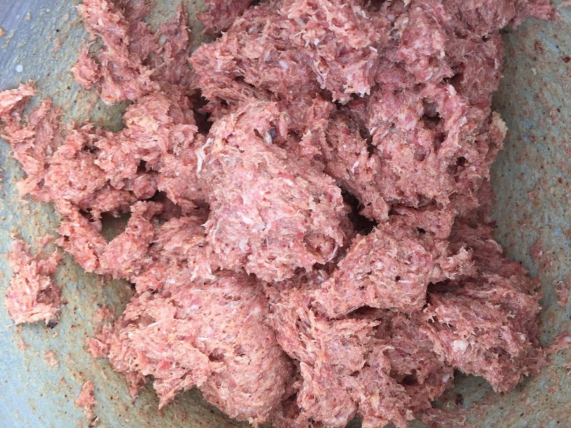 Mixed Beef for Summer Sausage