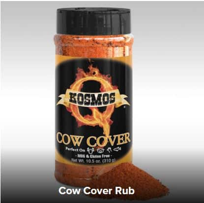 Kosmos Cow Cover Brisket Seasoning