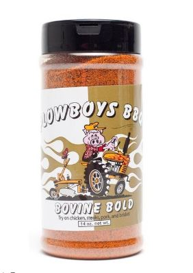 Most popular rub for contest briskets