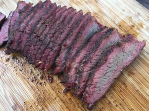 Enough Brisket for One Person