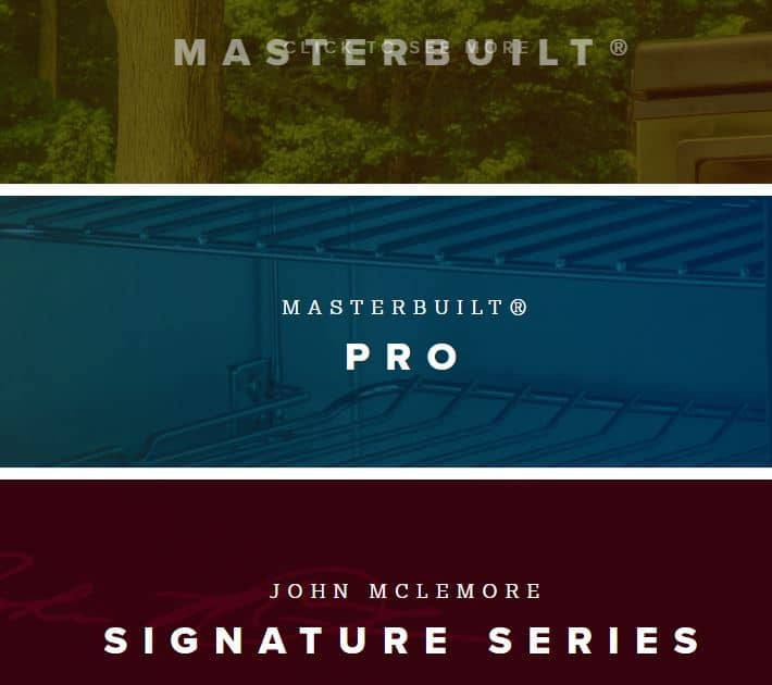 Masterbuilt Brands