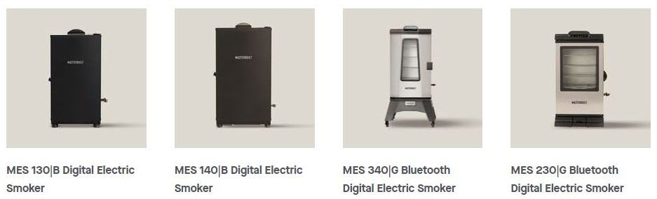 Masterbuilt Electric Smokers 2019