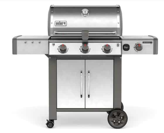 Weber Genesis S 310 >> Weber Genesis Grill Cover Guide: Silver, 310, 320, 330 (E/S) and Series II