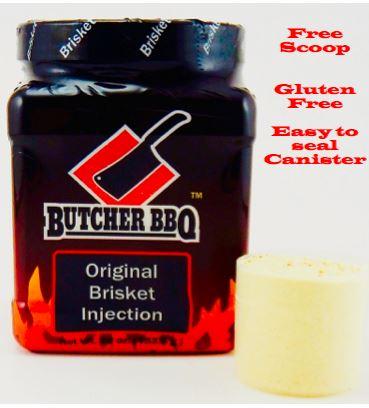 Butcher BBQ Original Brisket Injection