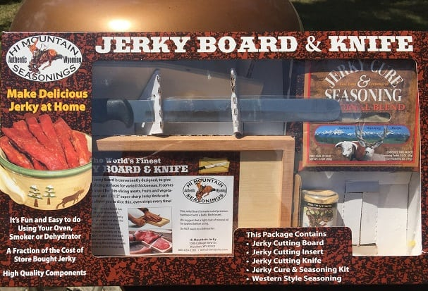 Hi Mountain Jerky Kit
