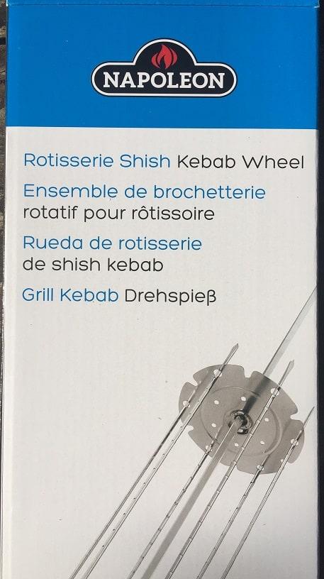 Napoleon Kebab Wheel