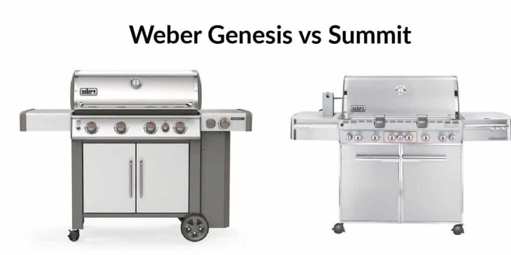 Genesis vs Summit