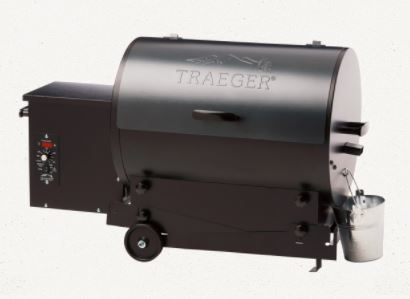 Tailgater grill for transport