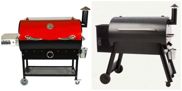 Rec Tec vs Traeger Comparison