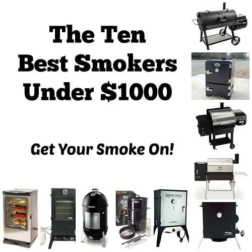Ten Best Smokers