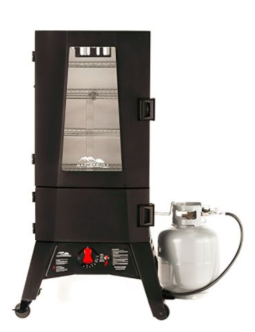 Propane Smoker with Automatic Temperature Control