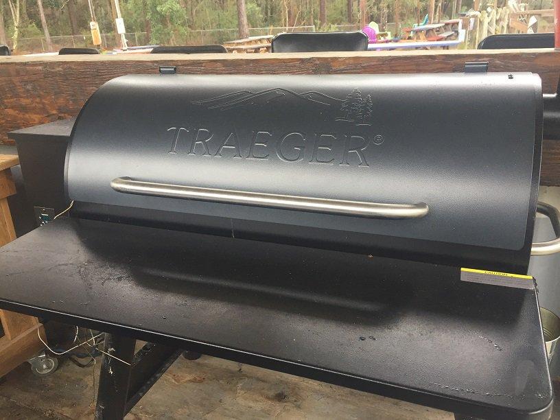 Traeger Pro Series 34