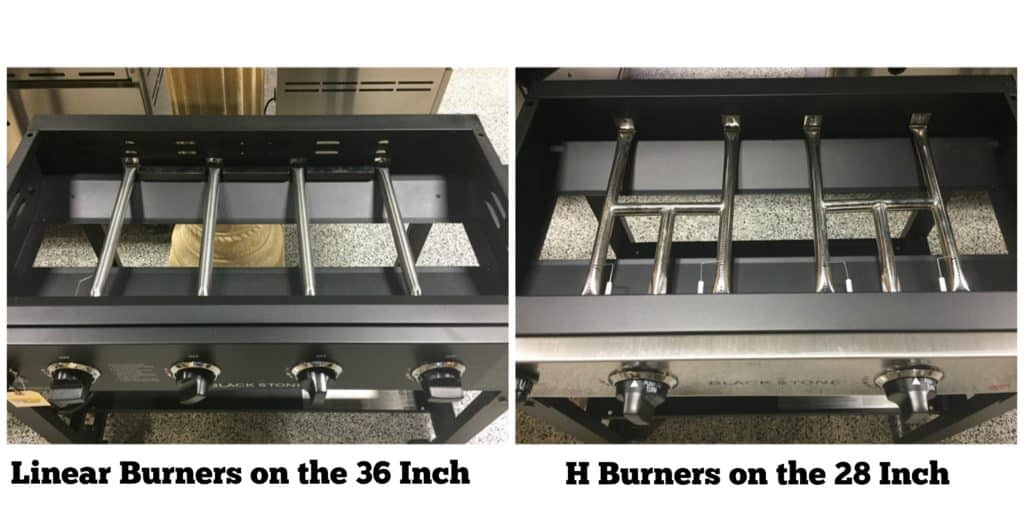 Blackstone Griddle Burners