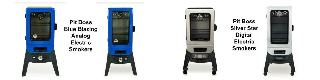 Pit Boss Electric Smoker Review Analog And Digital