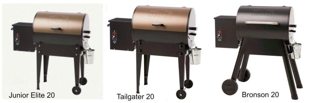 small traeger grills