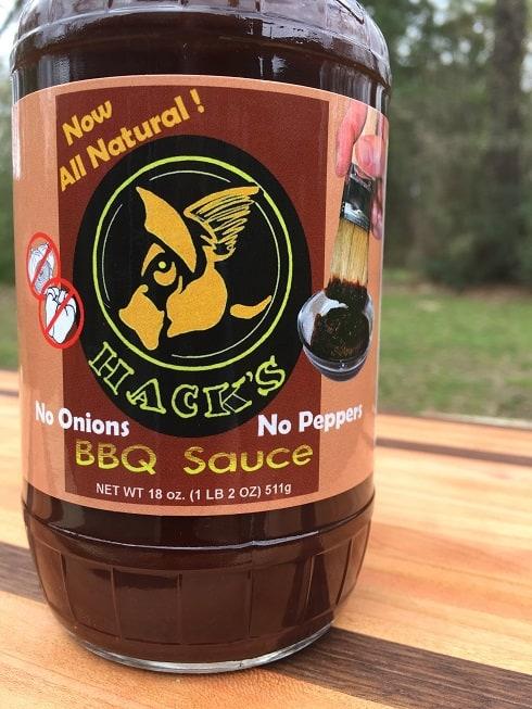 Hack's BBQ Sauce