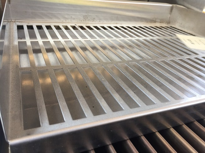 TEC IR Grill Low Smoke Option