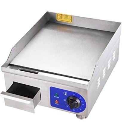 Yescom 14 inch griddle