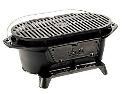 Lodge Cast Iron Sportsman Grill