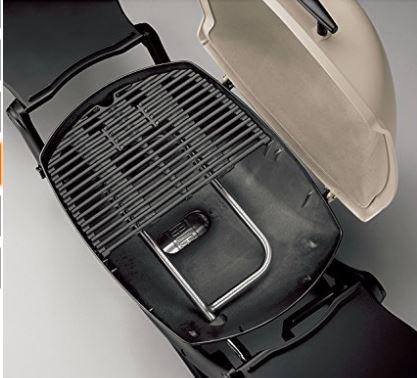 Weber Q2200 Burner and Grates