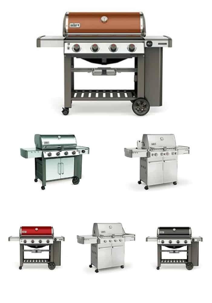 weber genesis ii e 410 review 4 burner gas grills compared. Black Bedroom Furniture Sets. Home Design Ideas