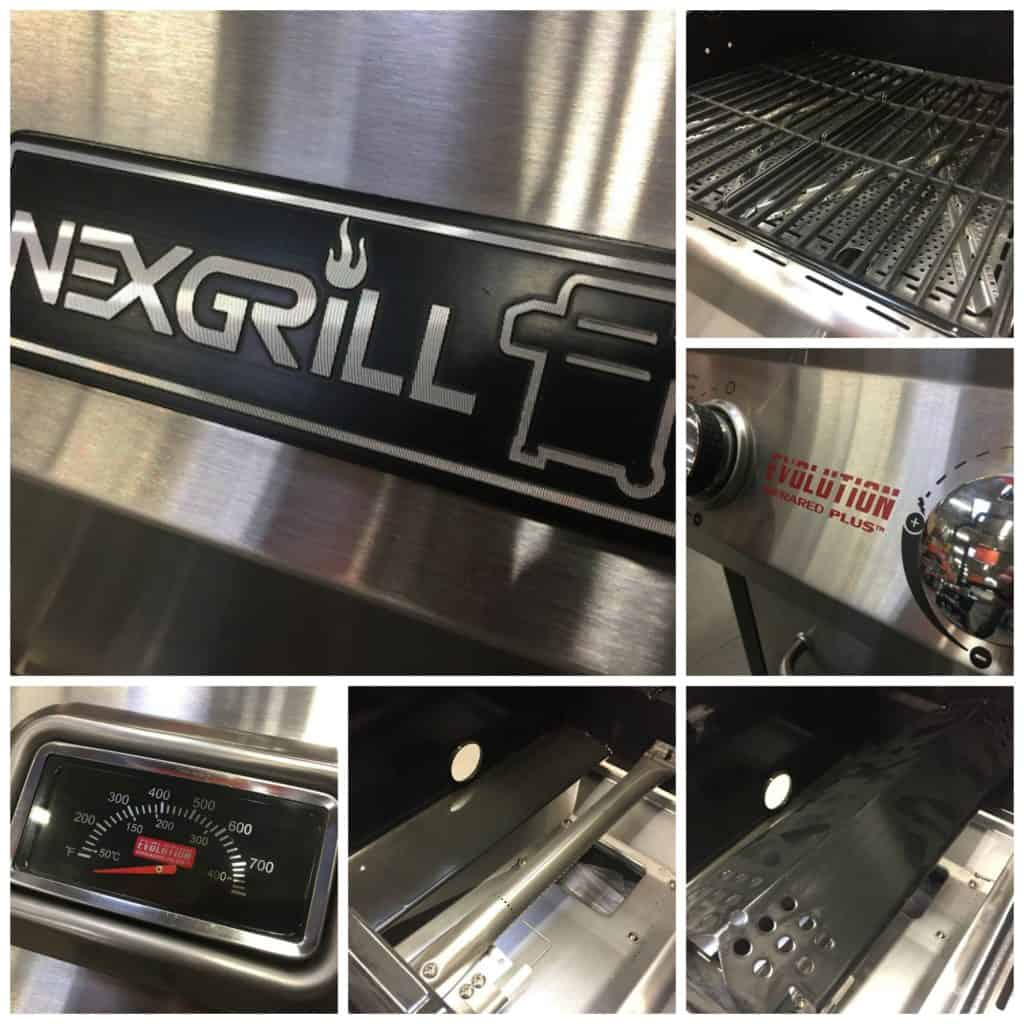 Nexgrill Evolution Plus Infrared Grill