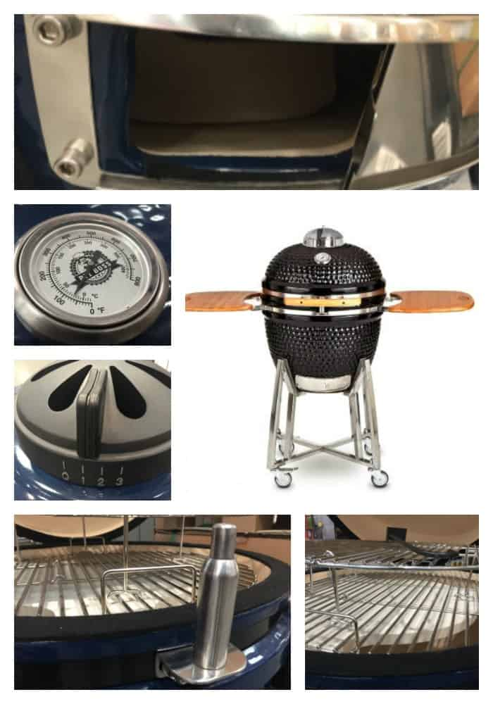 Pit Boss Ceramic Grill