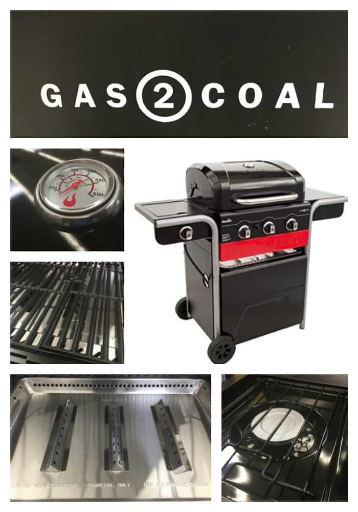 Char Broil Gas 2 Coal Grill Review