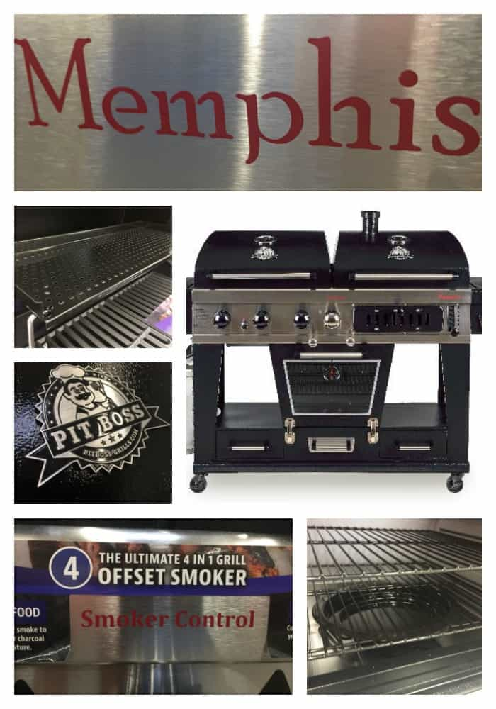 Memphis 4 in 1 Grill Review